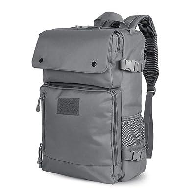 sac à dos randonnée Sac d'alpinisme de camping en plein air Hommes et femmes voyagent sac d'alpinisme de sac à dos de grande capacité (taille: 29 * 13 * 46cm) Sacs à dos de randonnée