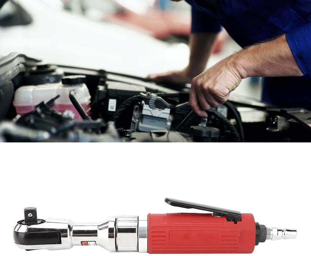 Motorcycle Repair Ratchet Wrench EU Plug etc Pneumatic Ratchet Wrench Air Ratchet Wrench 1//2in Square End 12.5mm for Car Repair