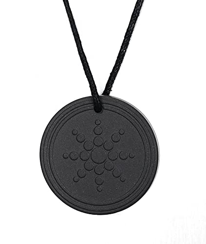 Vnox 42mm mens womens lava round bio scalar energy quantum pendant vnox 42mm mens womens lava round bio scalar energy quantum pendant necklaceblackfree mozeypictures Images