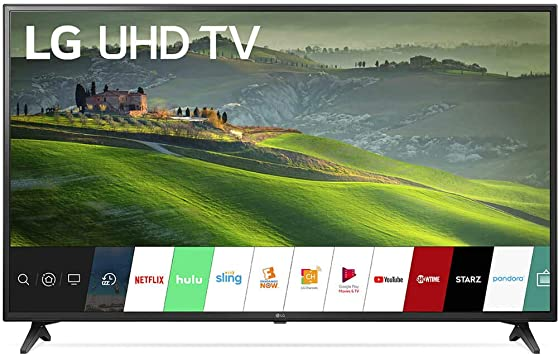 LG 43UM6910PUA 43-in 4K UHD TM120 Smart LED TV (2019): Amazon.es: Electrónica