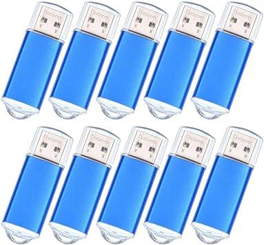 Memoria Flash USB 128MB 10 Piezas Pen Drives: Amazon.es: Electrónica