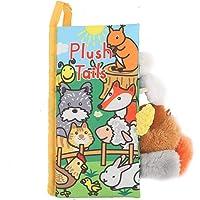 Libros de tela para bebés, suave La actividad