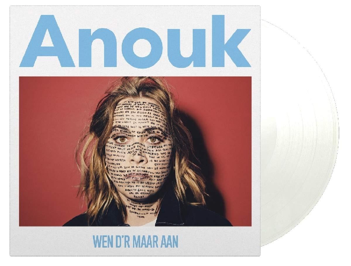 Vinilo : Anouk - Wen D'r Maar Aan (Holland - Import)