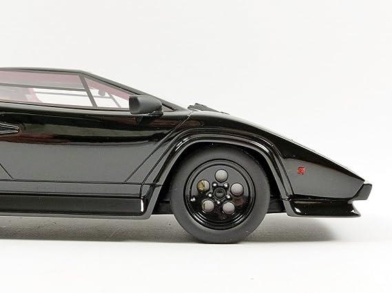 Gt Spirit - zm080 - Lamborghini Koenig Countach Especiales - Twin Turbo - Escala 1/18 - Negro: GT spirit: Amazon.es: Juguetes y juegos