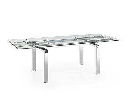 Amazon com - Casabianca Furniture CB-D2048-SS Cloud Stainless Steel