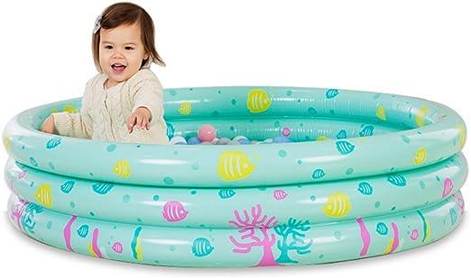 Bañera Hinchable Inflable Piscina Piscina para niños Piscina para ...