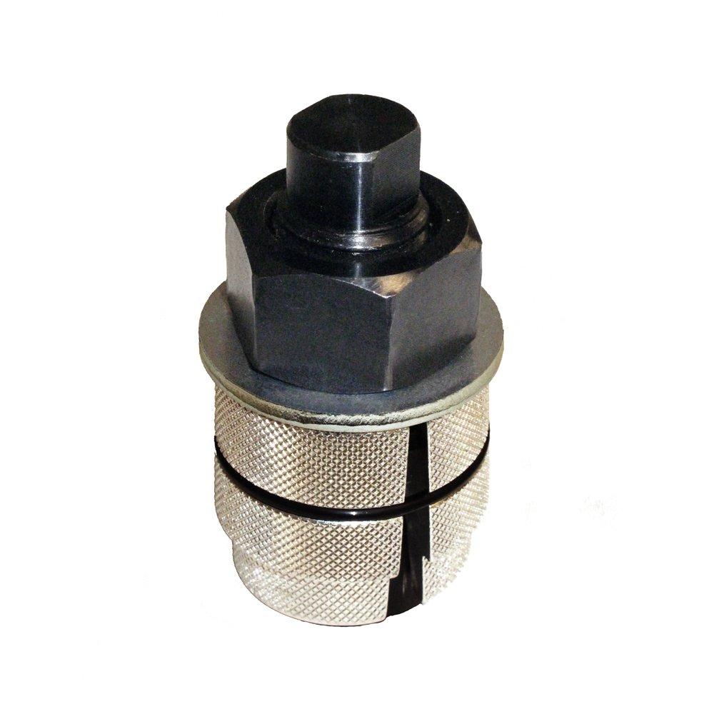 Superior Tool 04500 Drain Key Tub Drain Key for Unlocking and Installing Drains