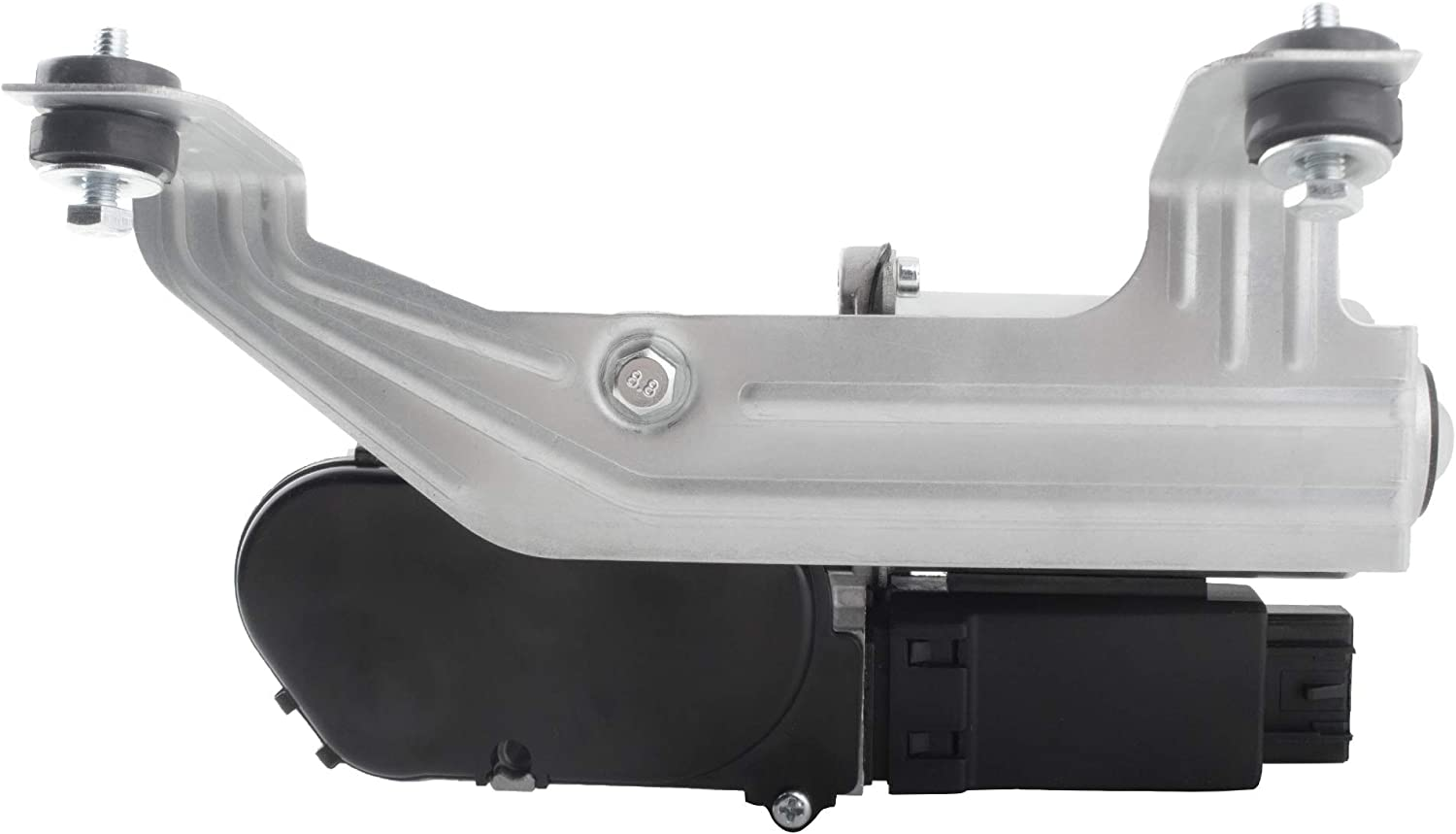 Compatible with Chevy Uplander Pontiac Montana SV6 2005-2009 Replaces # 20815337 40-1058 BOXI 15192152 Replacement Rear Window Wiper Motor Compatible with Buick Terraza Saturn Relay 2005-2007