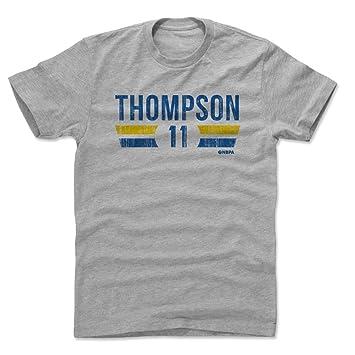 Amazon com : 500 LEVEL Klay Thompson Shirt - Vintage Golden State