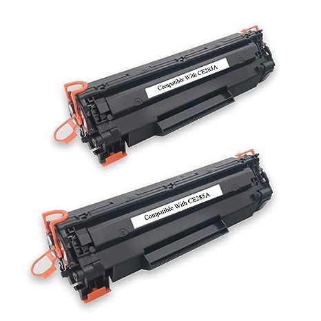 Compatible con BeOne® para Cartuchos de tóner HP CE285A 85A ...