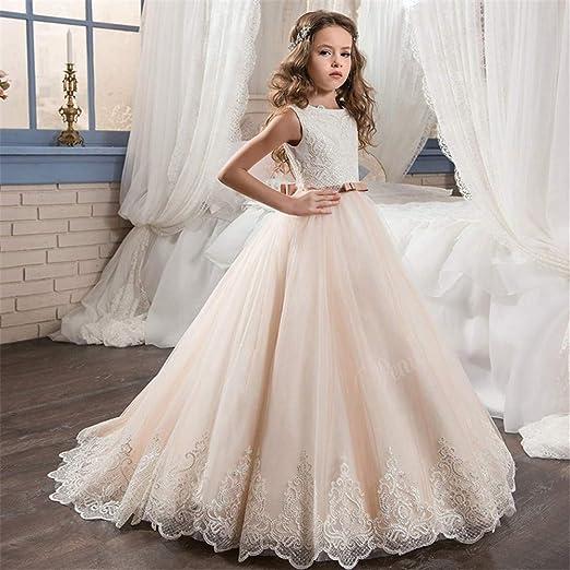 Traje de cosplay princesa Vestido de boda para niños Chicas de ...