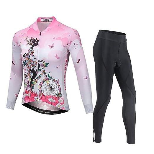 Trajes de ciclismo para mujeres Modelos femeninos Trajes de jersey ...