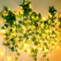 BlueFire Decorative Christmas Lights Waterproof 39FT 100 LED 8 Modes LED String Lights Low Voltage Plug-in Ambiance Lighting for Christmas Party, Landscape Outdoor Window,Bedroom,Wedding(Warm White)