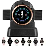 LeQuiven Watch Charger Compatible with Fossil Gen 5, Gen 4, Smart Watch Charging Stand for Fossil, Diesel, Kate Spade, Puma,