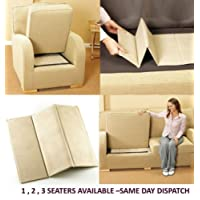 Ayrah  DELUXE SOFA SEAT REJUVENATOR BOARDS 1-2-3 SEATER SAGGING SOFA SEAT SUPPORT