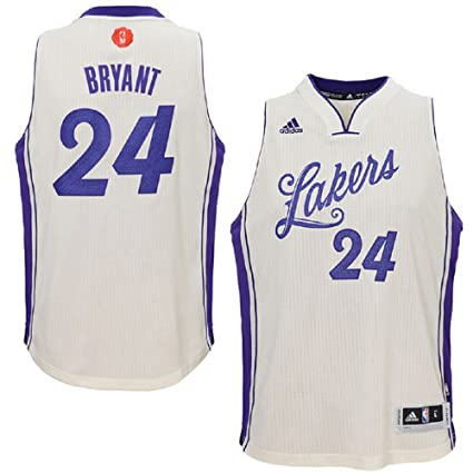 bc95b619683 Kobe Bryant Los Angeles Lakers #24 NBA Youth Christmas Day Swingman Jersey  (Youth Small