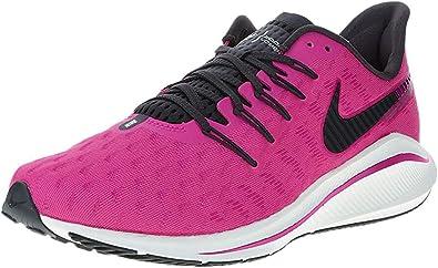 NIKE Air Zoom Vomero 14, Zapatillas de Atletismo para Mujer: Amazon.es: Zapatos y complementos