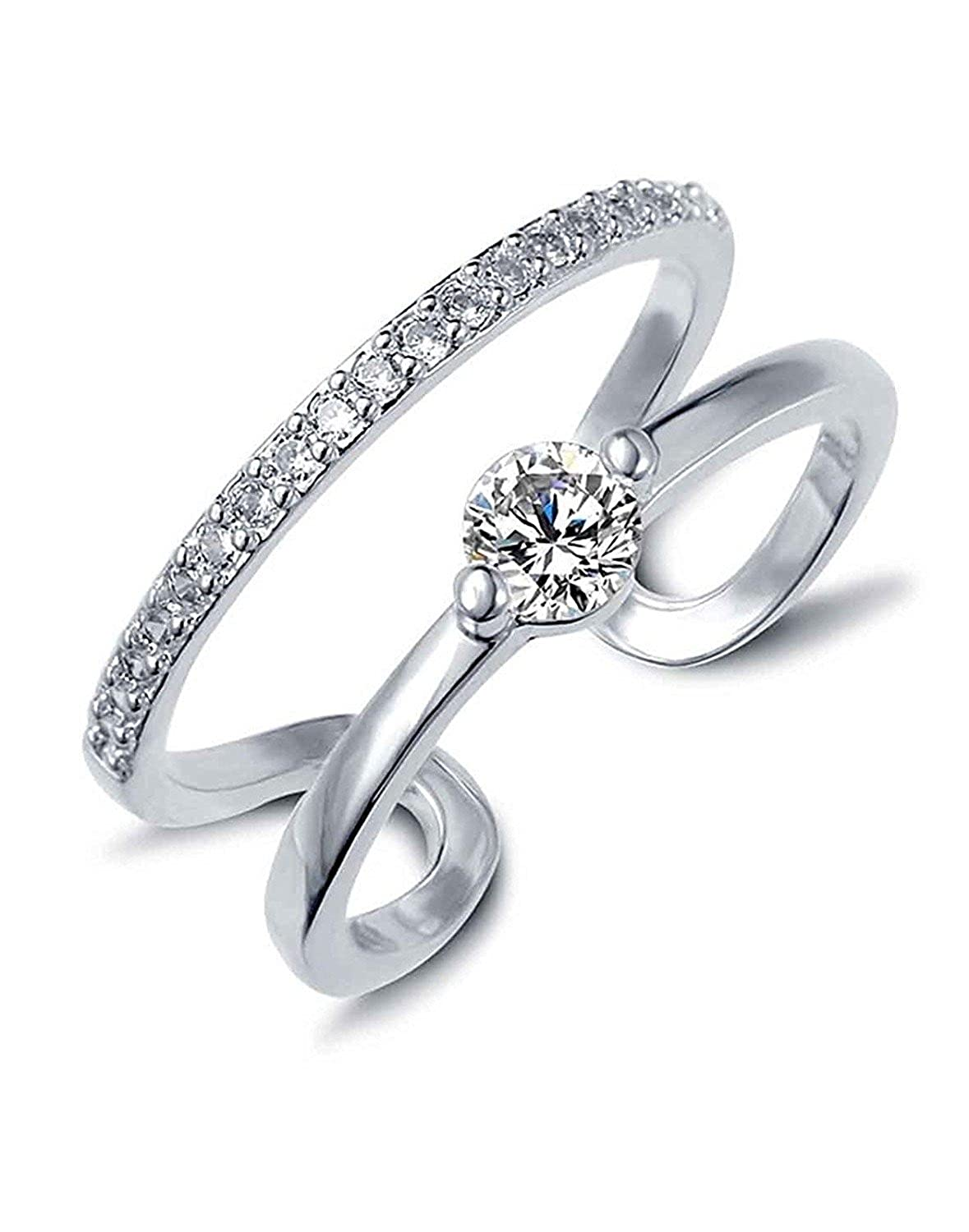 Rings- Buy Gold, Silver, Swarovski Rings Online at Best Prices in ...