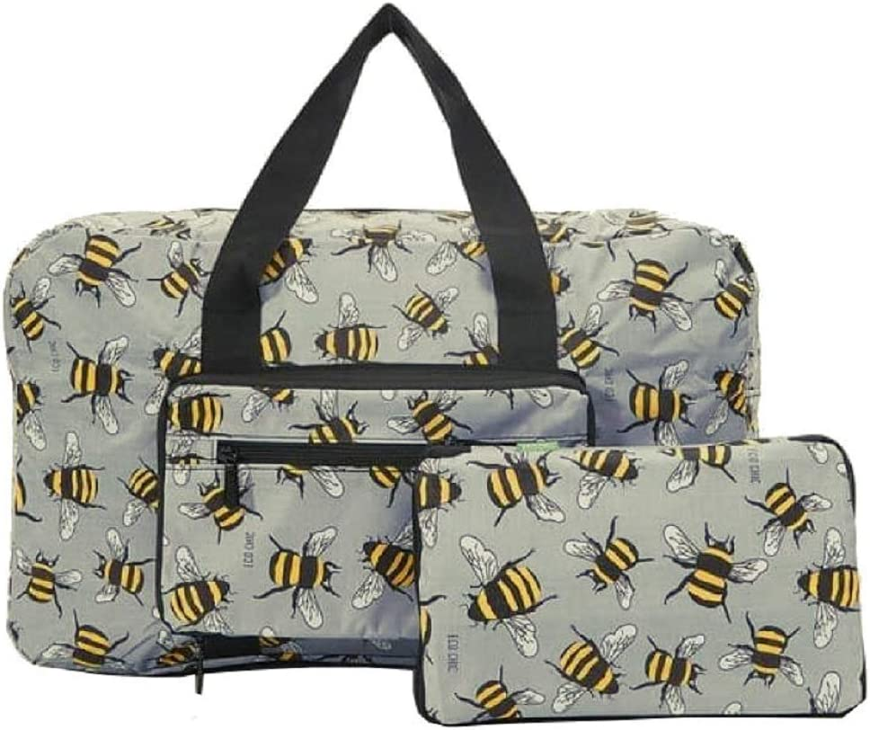 Chicken Blue Eco Chic Cabin Approved 30 Litre Foldable Holdall