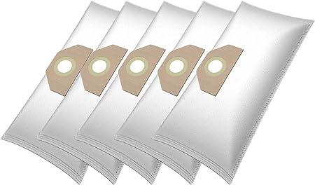 10 Sacchetto per aspirapolvere adatto per Kärcher MV 3 Premium Filtro Sacchi Premium mv3