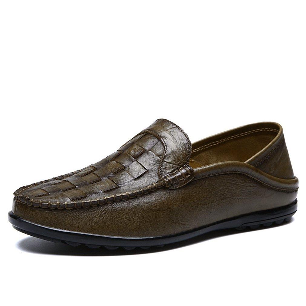 Feidaeu - Zapatos Hombre 41 EU|Khaki1 Zapatos de moda en línea Obtenga el mejor descuento de venta caliente-Descuento más grande