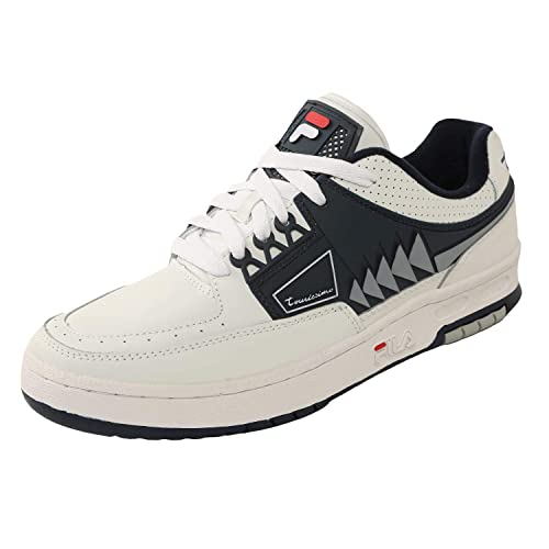 f13886c82620 Fila Men White TOURISSIMO Low Sneakers  Buy Online at Low Prices in India -  Amazon.in