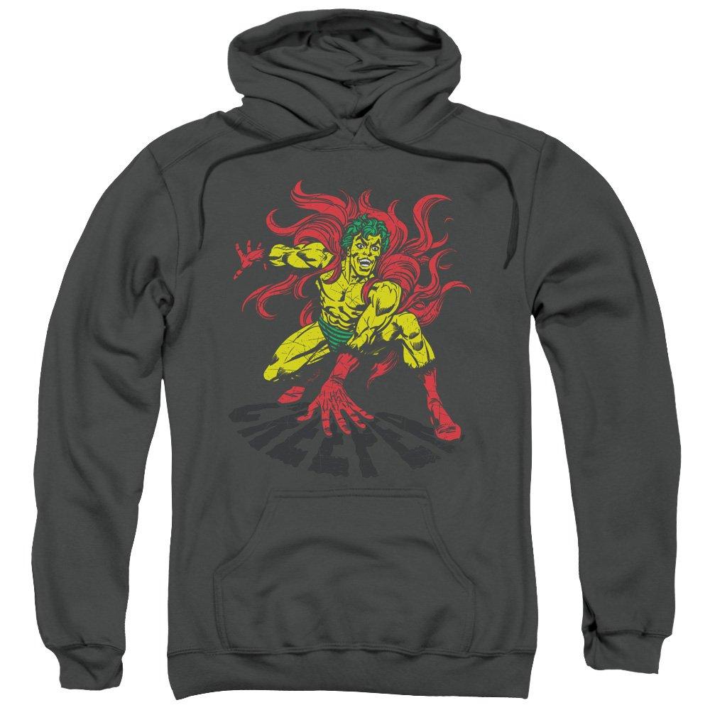 DC Comics Mens Creeper Pullover Hoodie