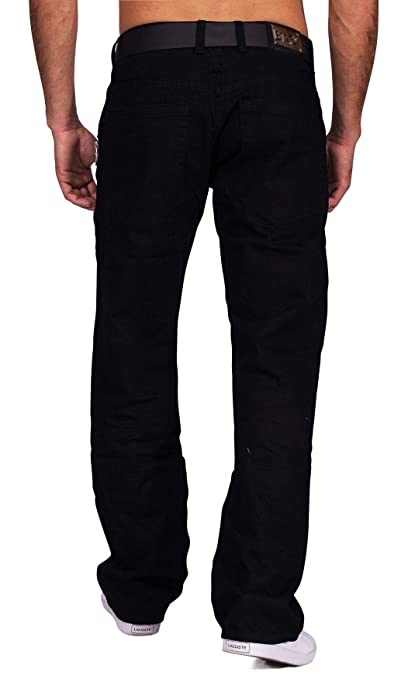 ArizonaShopping - Hosen Herren Jeans Stoff Hose Regular Fit H1569  Amazon.de   Bekleidung e0a847a7a9