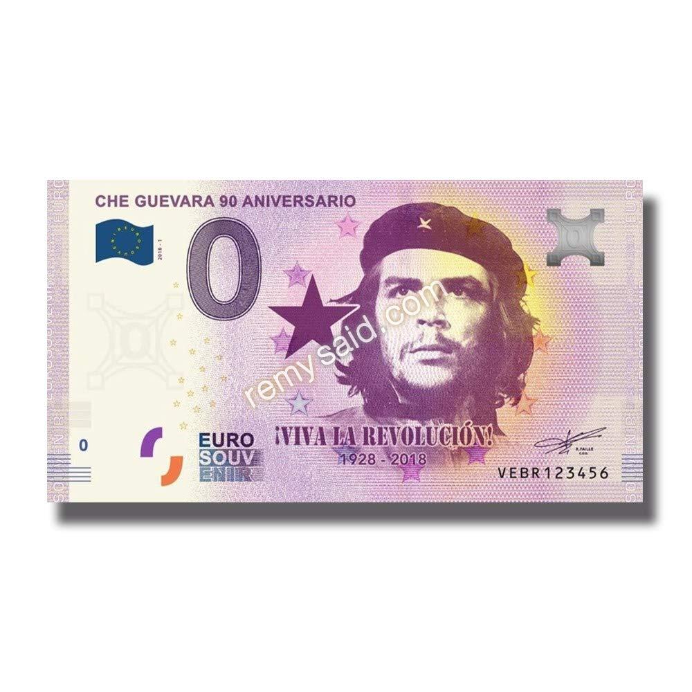 NumiSport€uro Spagna 2018 - Che Guevara - 0 Zero Euro Souvenir