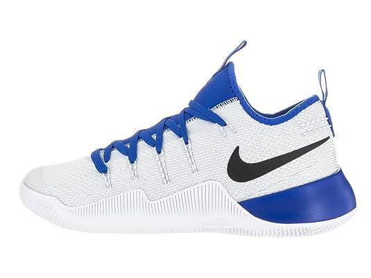 e0af2727f1e5 ... coupon code amazon nike mens hypershift white black hyper cobalt  basketball shoe 9.5 men eed68 d88cf