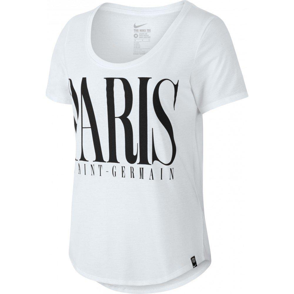 236de9583c Nike WMNS PSG SQUAD TEE - T-shirt - Paris Saint Germain line for ...