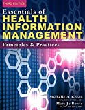 img - for Essentials of Health Information Management: Principles and Practices (MindTap Course List) book / textbook / text book