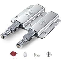 Magnetische Push Klink voor Kasten Jiayi 1 Stuks Kast Dubbele Push om Open Deur Vangsten voor Keuken Heavy Duty Push…