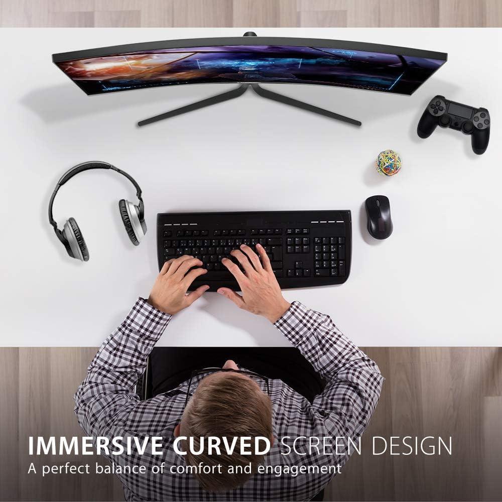 ViewSonic VX2458-C-MHD Monitor Gaming