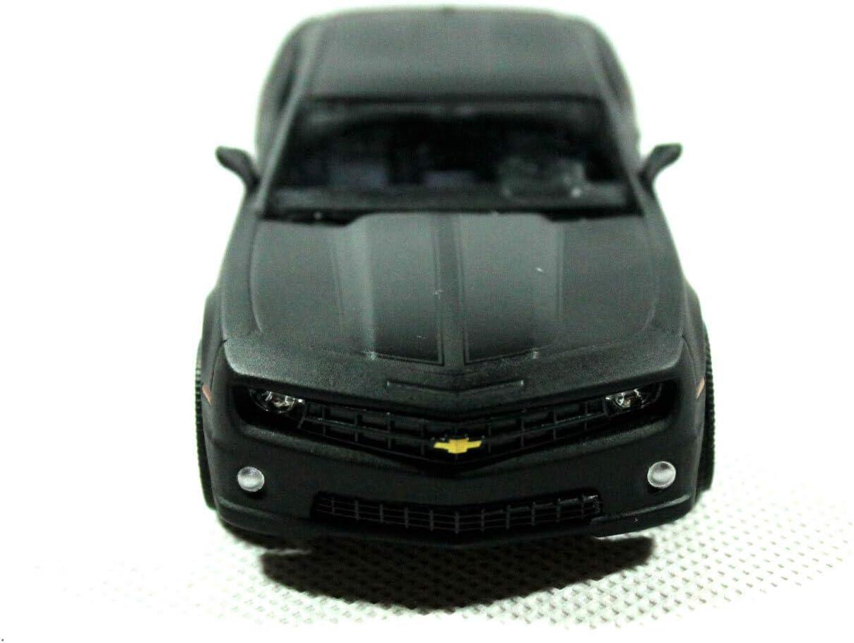 "MODELLAUTO Chevrolet Camaro 5/"" Imperial Black Edition 1:36 schwarz matt"