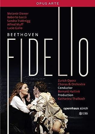 Beethoven: Fidelio [DVD]