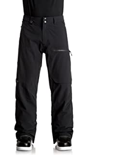 Amazon.com: Quiksilver Mens Travis Rice Stretch Snowboard ...