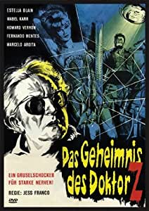 Das Geheimnis des Doktor Z -  Uncut [Alemania] [DVD]