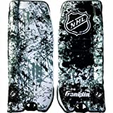 Franklin Sports NHL SX Pro GP 1200 Goalie Pads, Junior 27-Inch