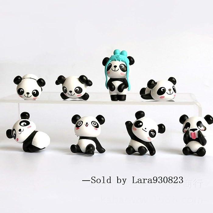 The Best Panda Cake Decor