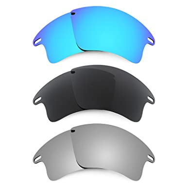 Revant Replacement Lenses for Oakley Fast Jacket XL 3 Pair Combo Pack K015