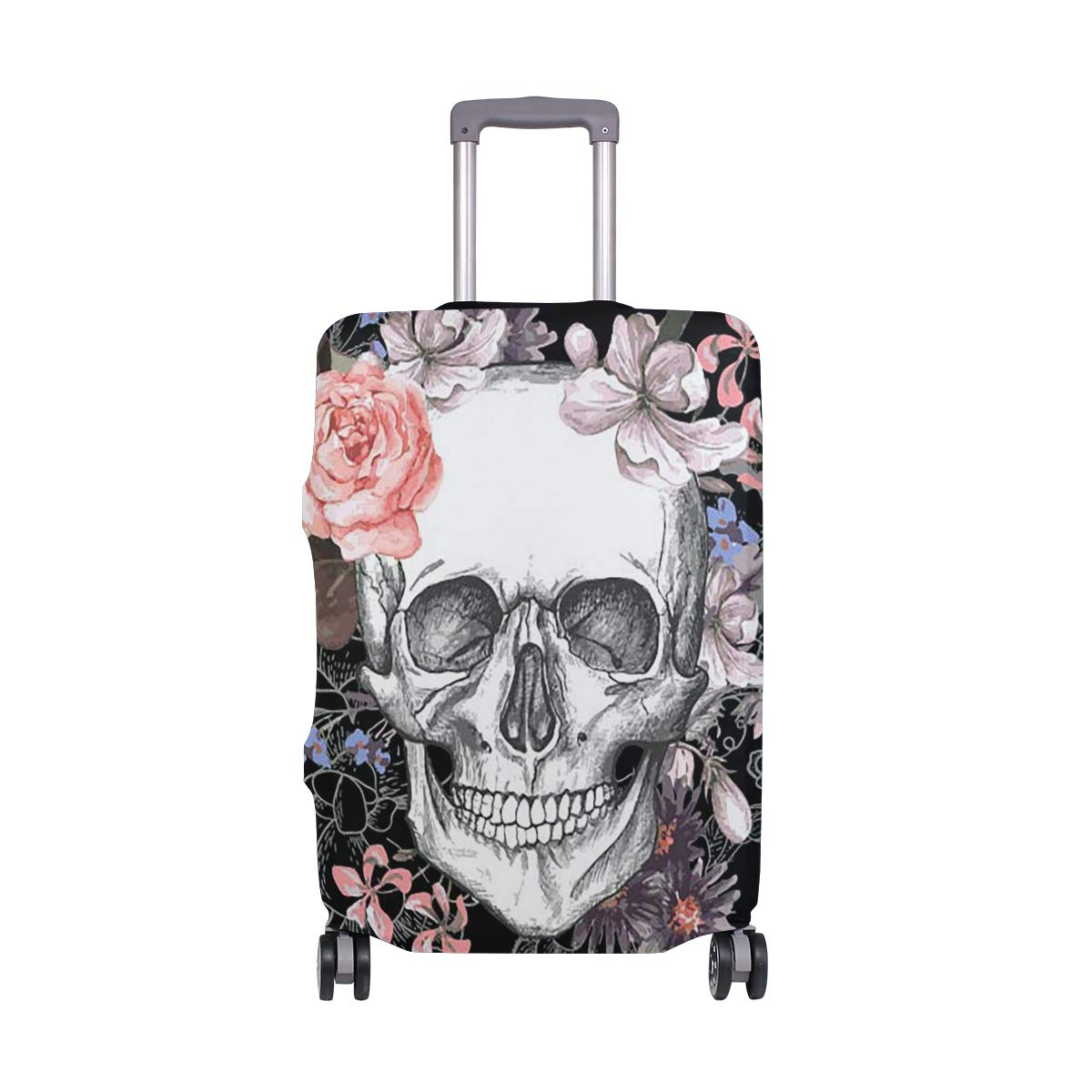 Travel Luggage Cover Spandex Suitcase Cove Protector Suitcase Baggage Covers Fits 18-32 Inch Luggage Case Cover