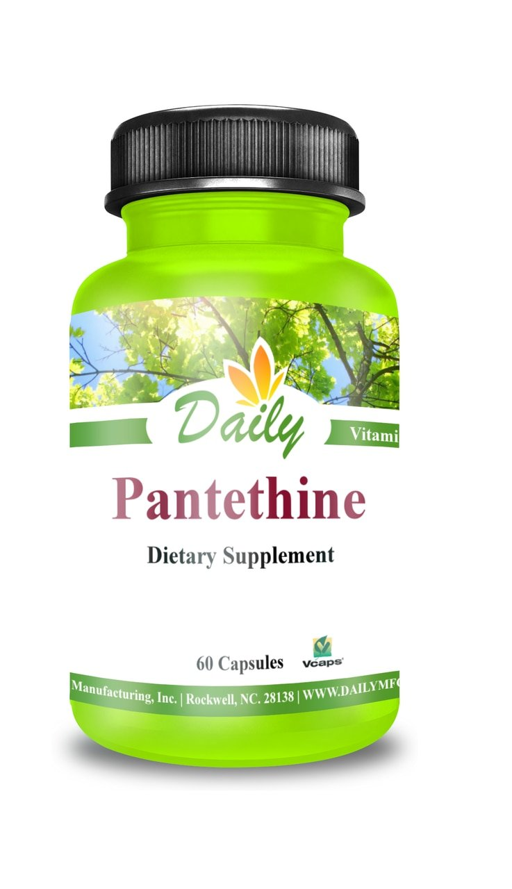 Pantethine by Daily Manufacturing