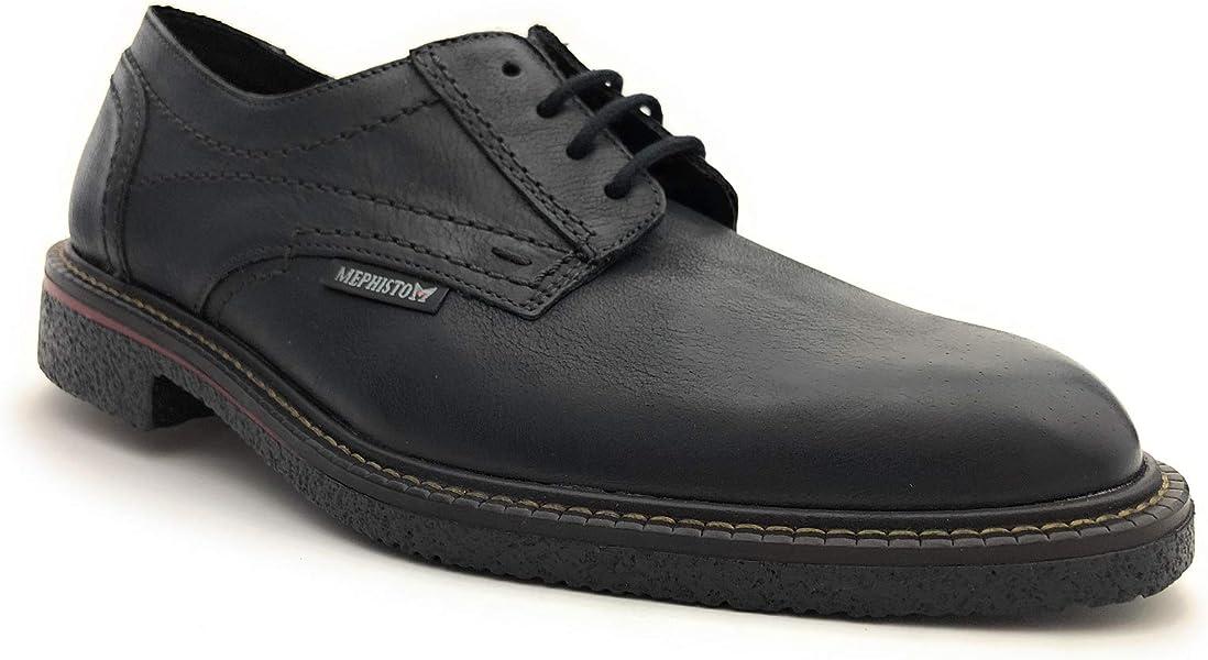 23be56d17f2 Mephisto - Gareth - Chaussures De Ville Derbies - Homme - Semelle Amovible    Oui