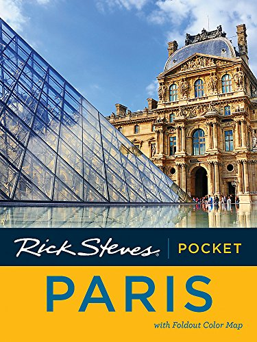 Paris Street Map - Rick Steves Pocket Paris