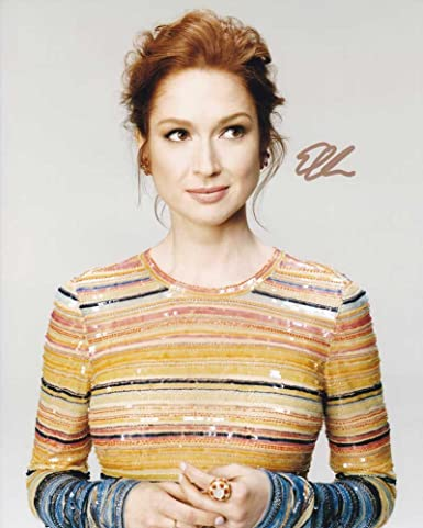 Ellie Kemper In Person Autographed Photo At Amazon S