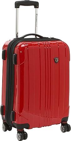 Traveler's Choice Stylish Expandable Spinner Luggage