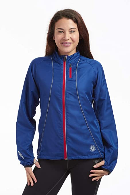 wholesale online cheapest price unique design Time To Run Windproof Course à Pied Coupe-Vent Veste Pour Femmes