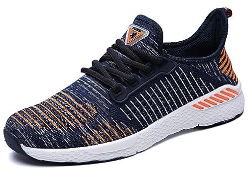 GUDEER Zapatillas de Deportes Zapatos de Running Para Correr Aire Libre y Deportes Transpirables Casual Gimnasio Sneakers Hombre Mujer: Amazon.es: Zapatos y ...