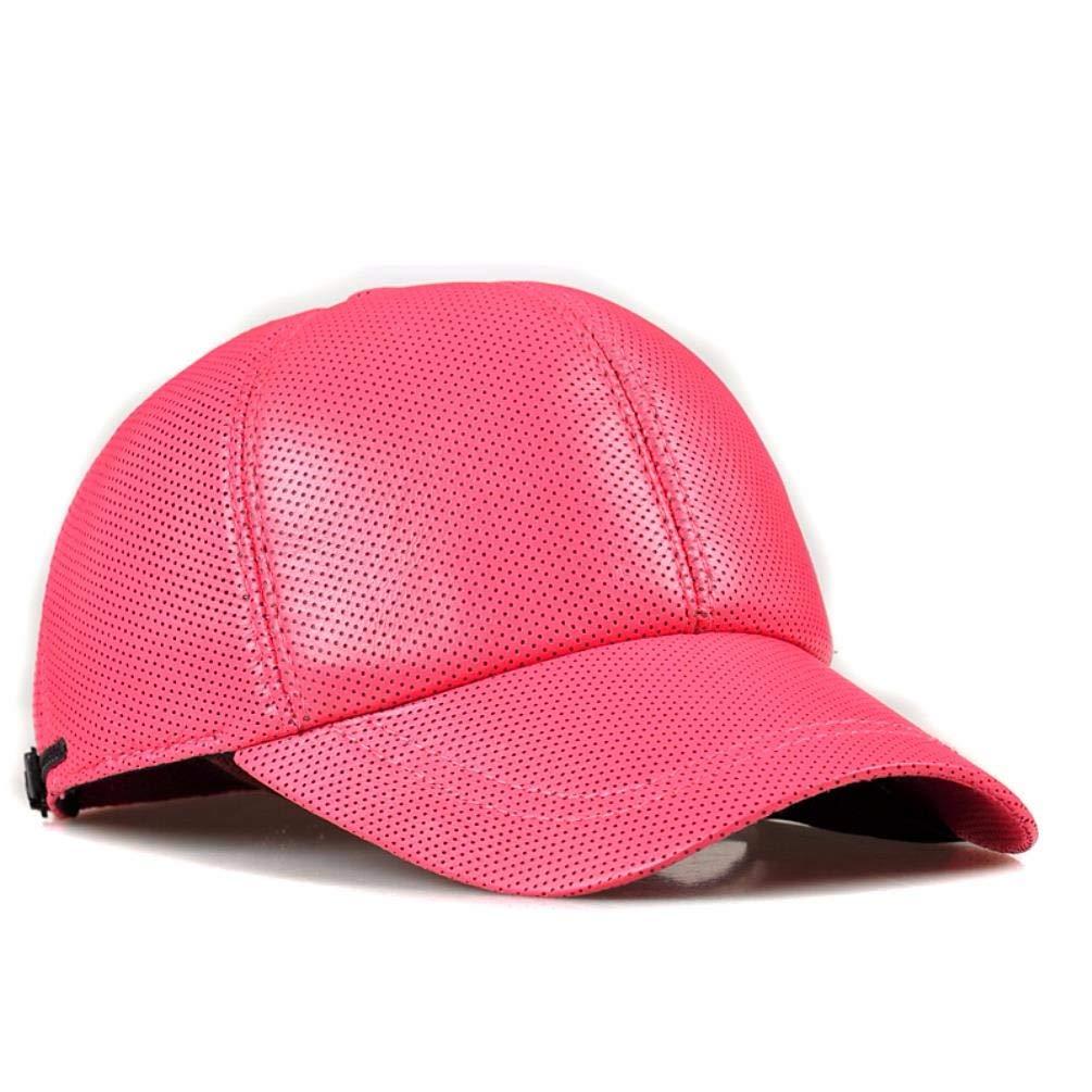 QIER-PM Der Herbst- und Winterhut für Herren Casual Baseball Cap Leder Cap Cap B07M8BL7Z7 Cricket Aktuelle Form